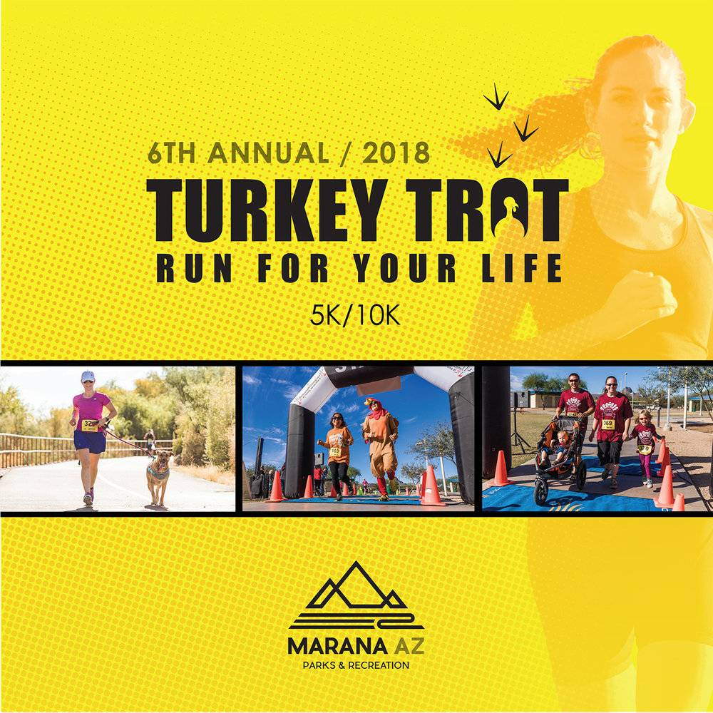 6th Annual Marana Turkey Trot 5k/10k