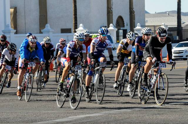 El Tour de Tucson with Marana 25-mile ride segment