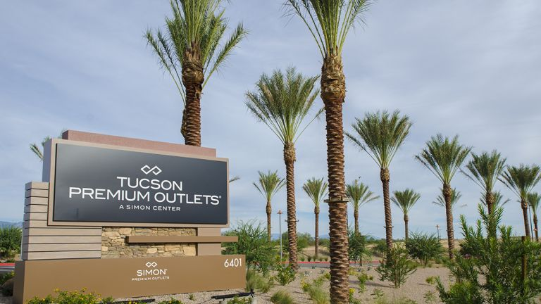 Tucson Premium Outlets at Marana Center