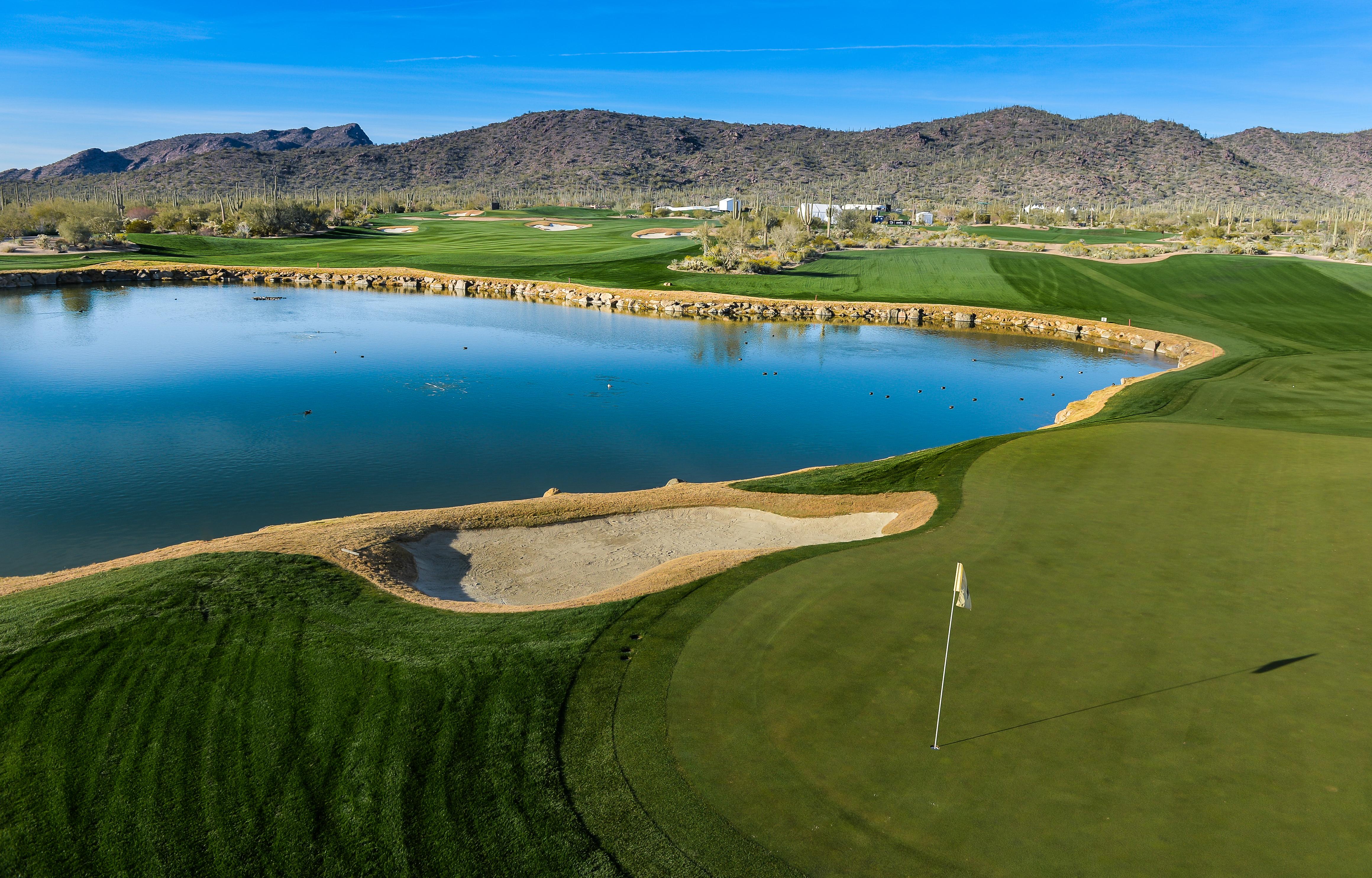 golf in marana