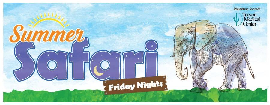 Summer Safari Nights