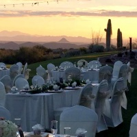 highlands at dove mountain wedding