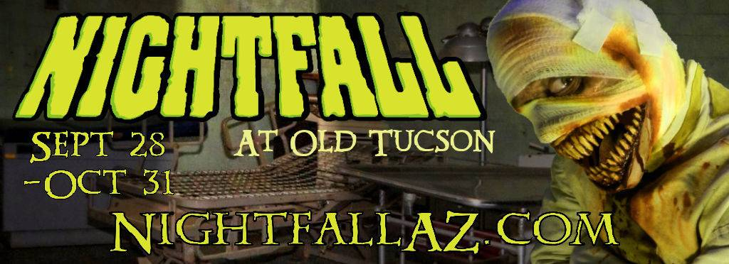 28th Annual Nightfall at Old Tucson