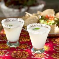 margaritas with Mexican food in Marana, AZ
