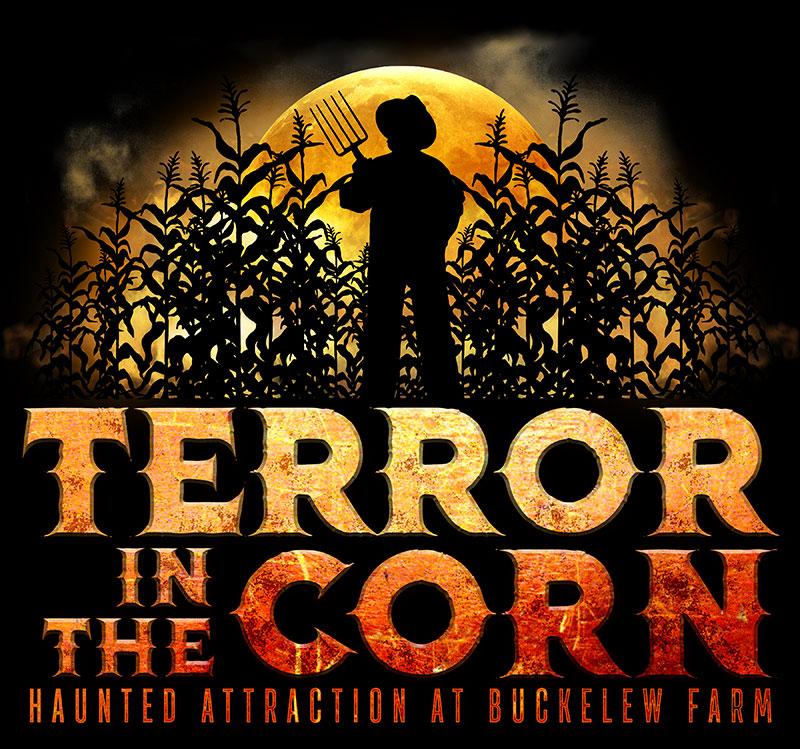 Terror in Corn Logo