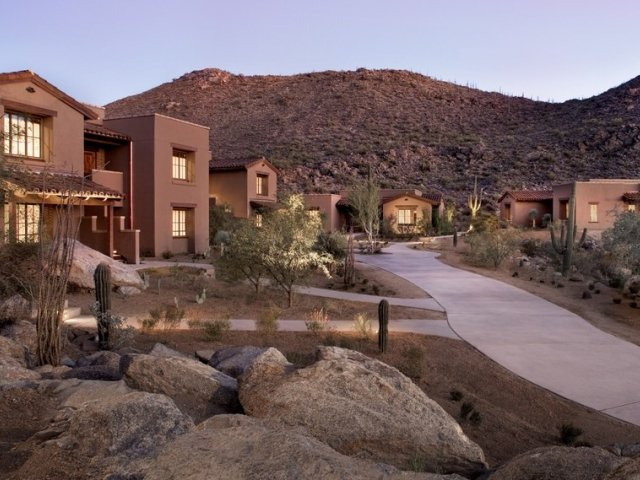 The Most Romantic Desert Resorts in the U.S.