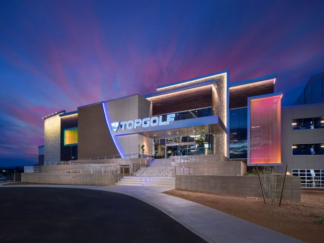 Not into golf? Marana's Topgolf may be your thing