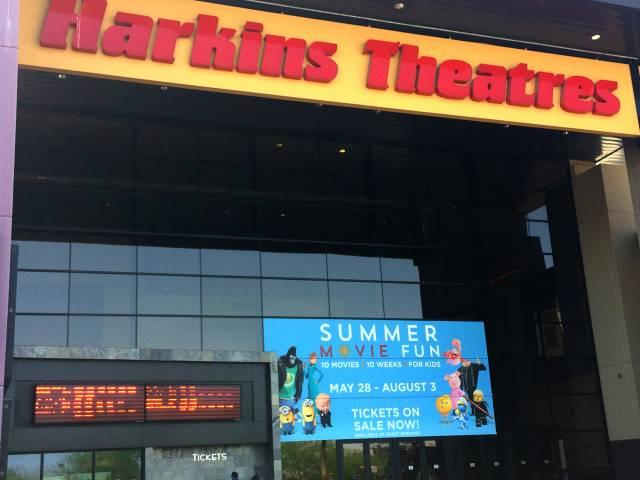 Summer Movie Fun