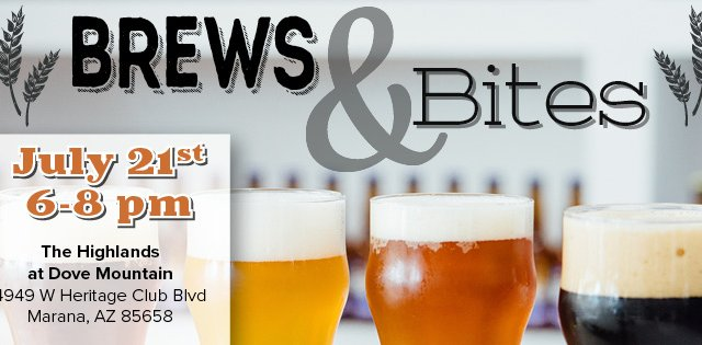 Brews & Bites offers unique beer pairing event with Tucson chefs