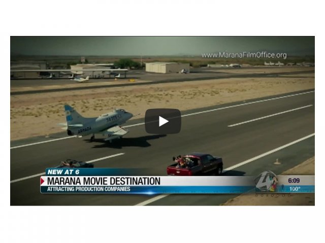 Town of Marana makes push to become movie shoot destination