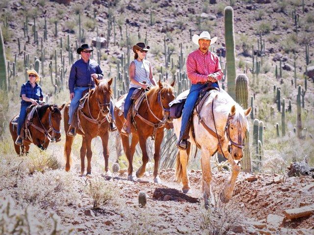 White Stallion Ranch near Tucson named top family resort