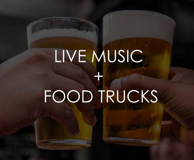 Food Trucks and Live Music
