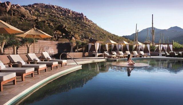 The 8 Most Beautiful Desert Spa Destinations in America