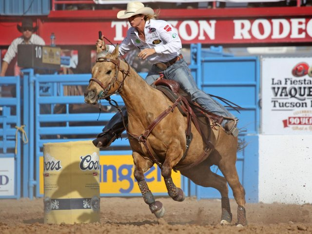 Rodeo has Southern Arizona flair in more ways than one