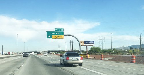 Interstate 10/Ina Road ramps open to traffic in Marana