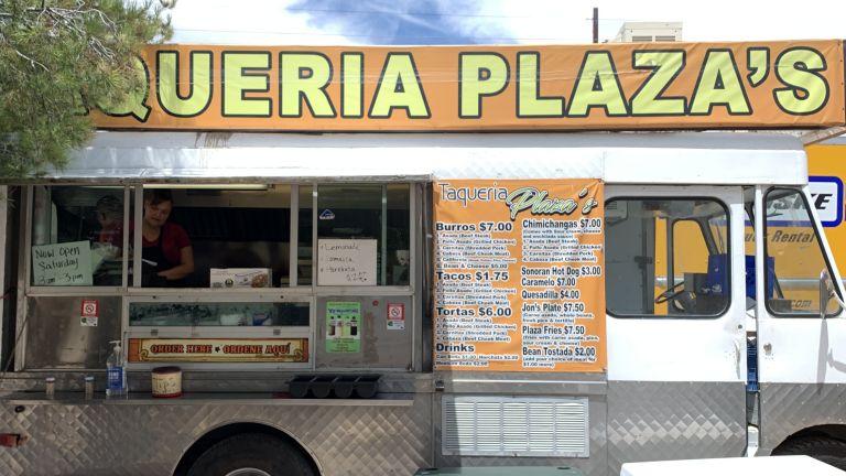 Taqueria Plaza's