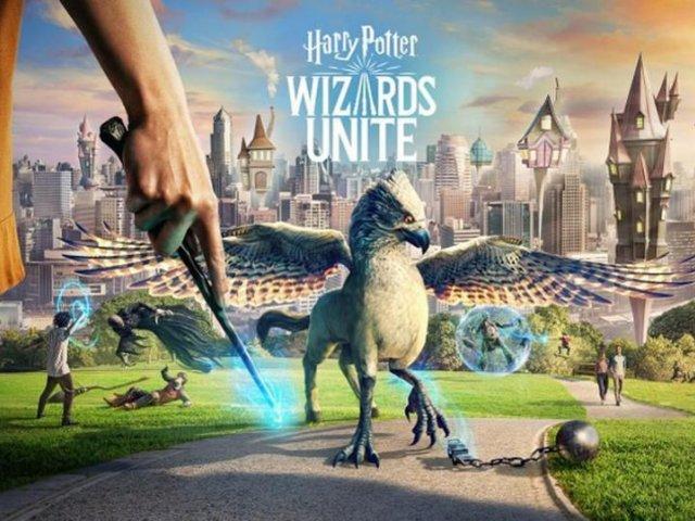 Tucson Premium Outlet Mall - Harry Potter Wizards Unite