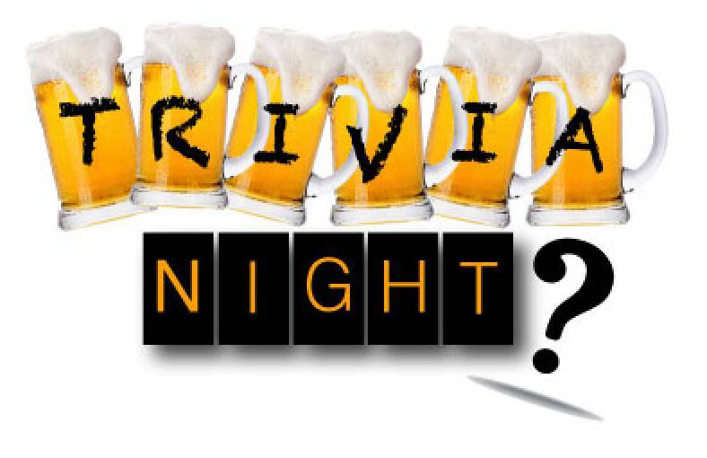 Catalina Brewing Friday Trivia for Dummy Night!