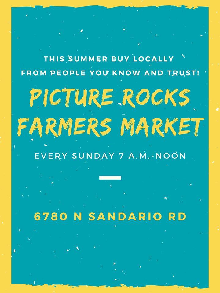 picture rocks farmers market