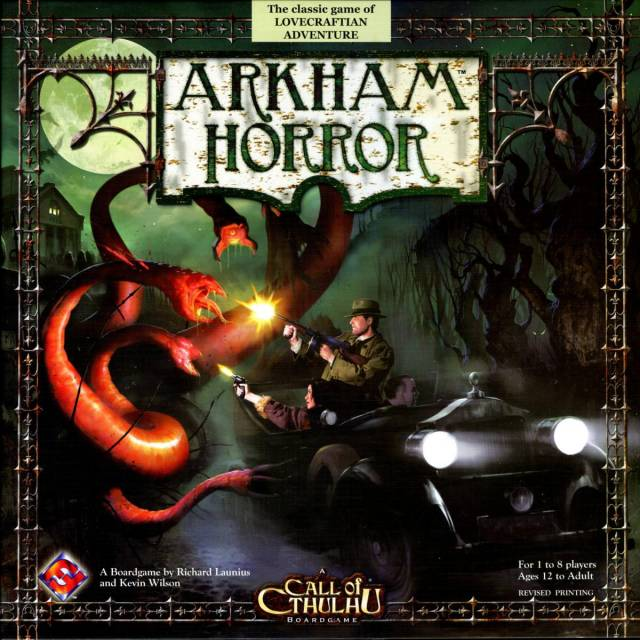 Button Brew House Tabletop Game Night: Arkham Horror