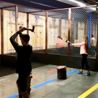 Splitting Timber Axe Range will host the 2019 World Axe Throwing League Tournament