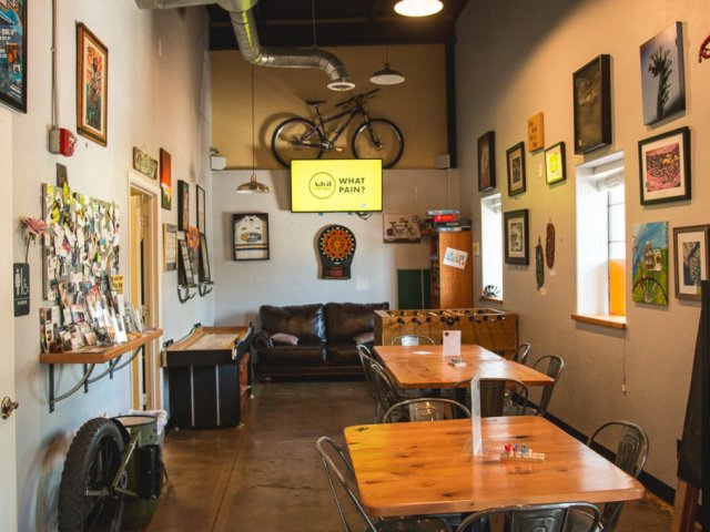 Catalina Brewing Co.: Marana's bicycle themed brewery