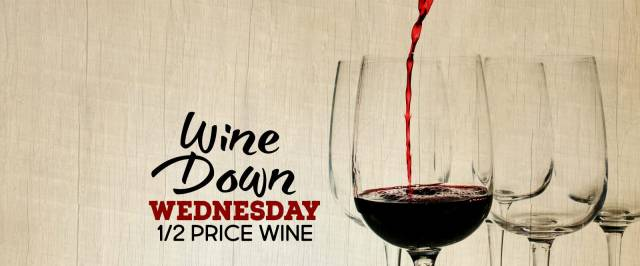 Wine Down Wednesday at Catalina Brewing Company