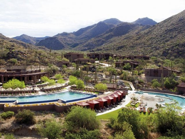 The Ritz-Carlton, Dove Mountain in Marana Arizona is recognized by Forbes Travel Guide