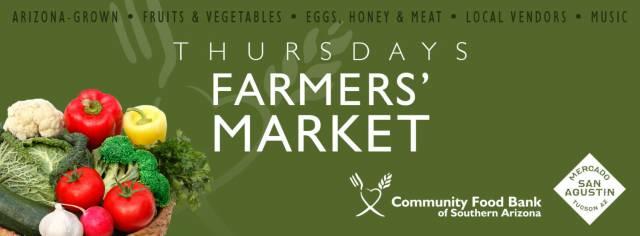 Mercado San Agustin Thursdays Farmers' Market