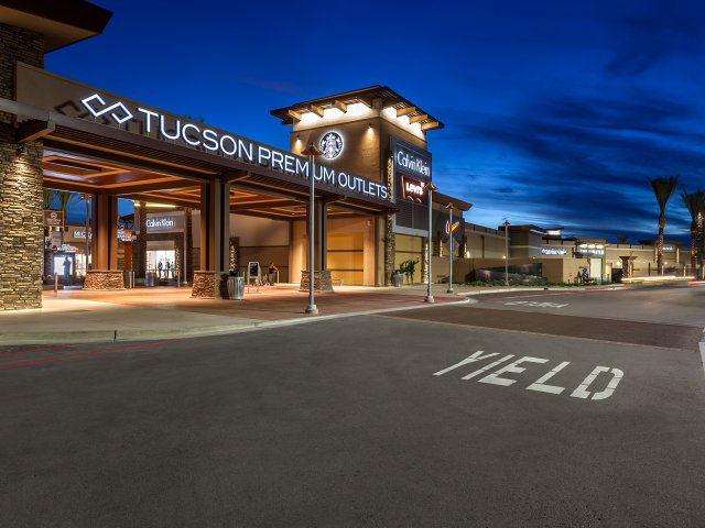 Tucson Premium Outlets Reopens May 8, 2020 and Launches Community Support Program