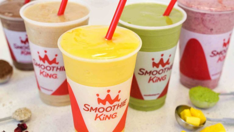 Smoothie King at Twin Peaks and Silverbell Road