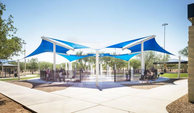 Two Marana splash pads will open Soon!
