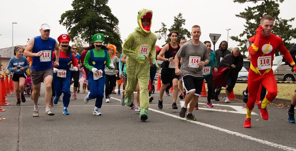2020 Tucson Wicked Half Marathon, 10K, 5K & Spooky Sprint Hosted by StartLine Racing