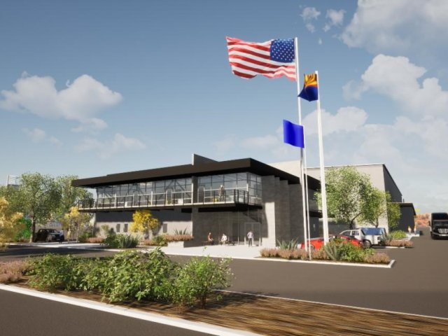 PVB Breaks Ground on New Headquarters in Marana, Arizona