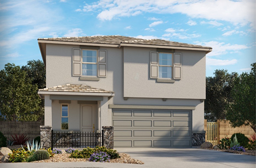 Meritage Homes Announces New Gladden Farms Community