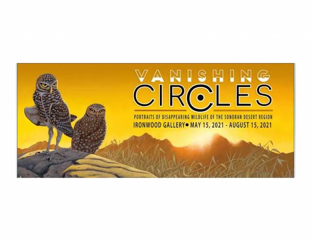Arizona-Sonora Desert Museum Vanishing Circles