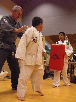 Steve Berry's Martial Arts Academy JULY