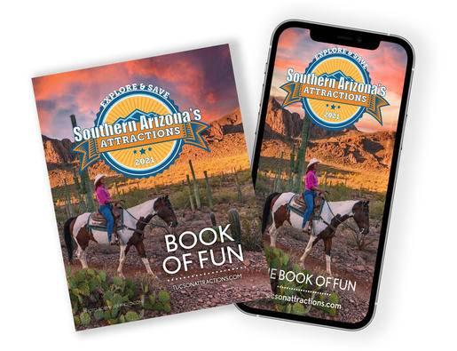 Attractions Passport Book of Fun